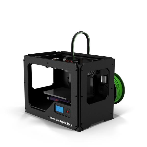 MakerBot Replicator Object
