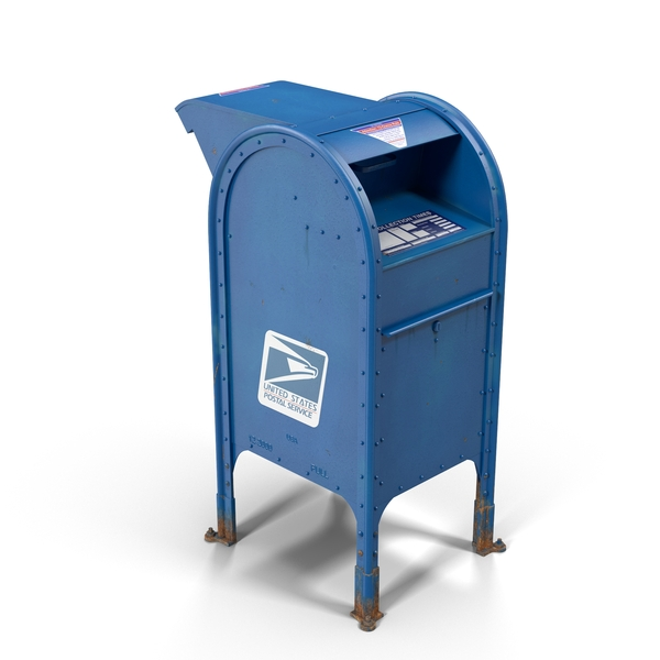 US Mailbox Object