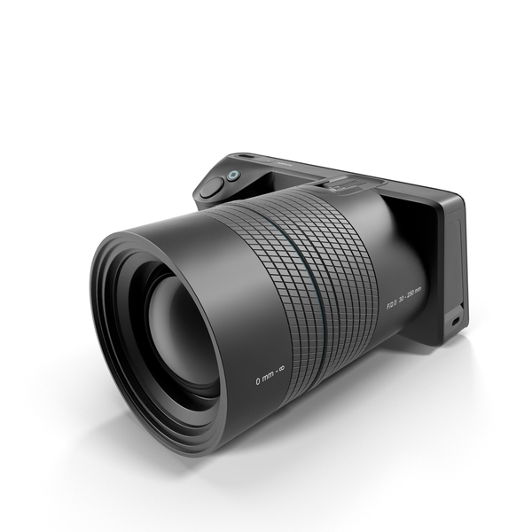 Lytro Illum Digital Camera Object