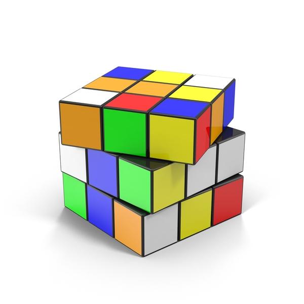 Rubiks Cube Object
