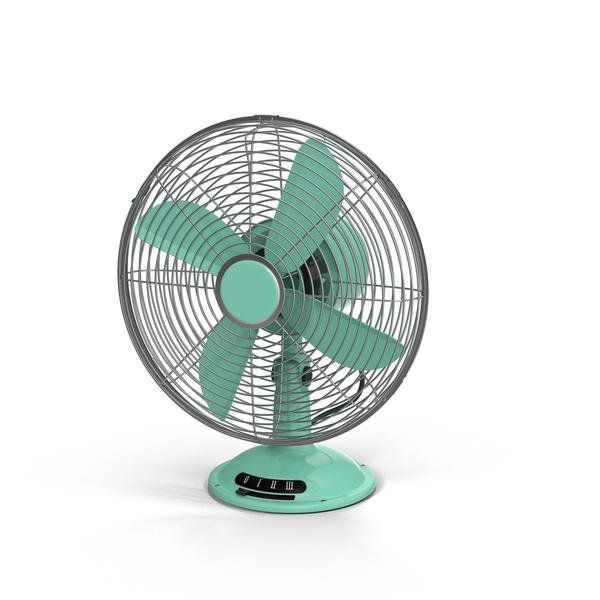 Antique Fan Object