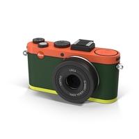 Leica X2 Digital Camera Object