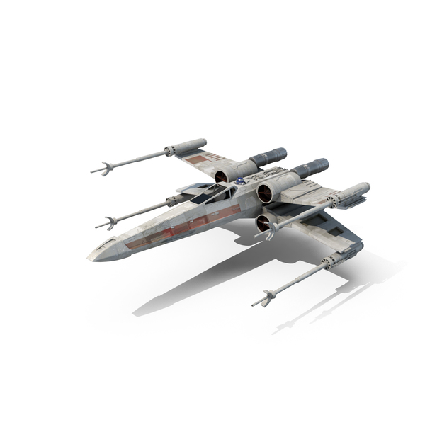 X-Wing Starfighter Object