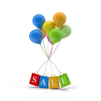 Sale Banner Object