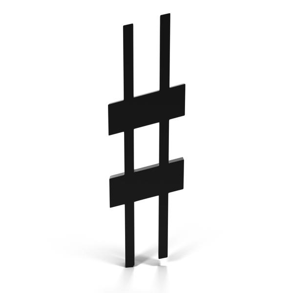 Sharp Symbol Object