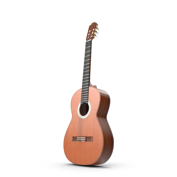 Classical Guitar Object