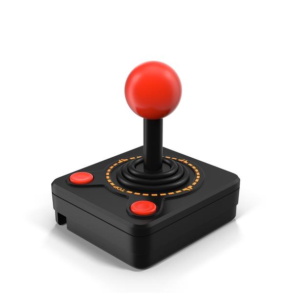 Atari 2600 Joystick Controller Object