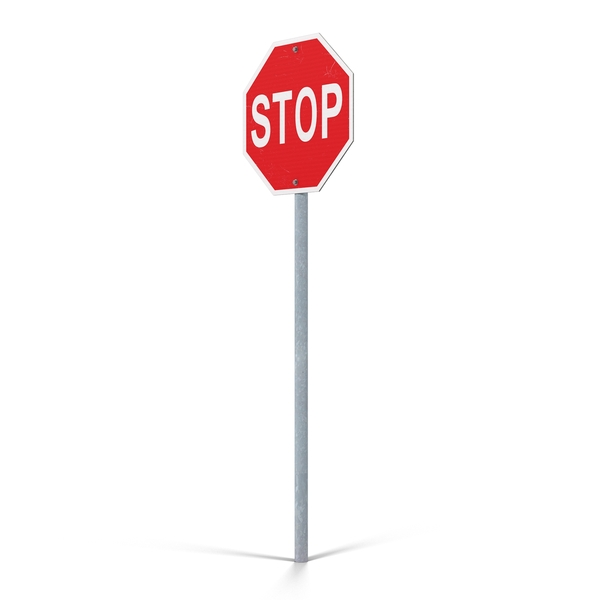 Stop Sign Object