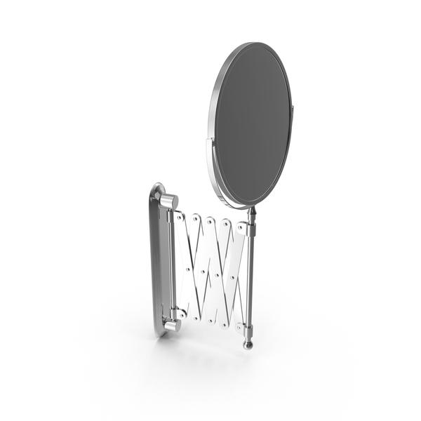 Scissor Wall Mirror Object
