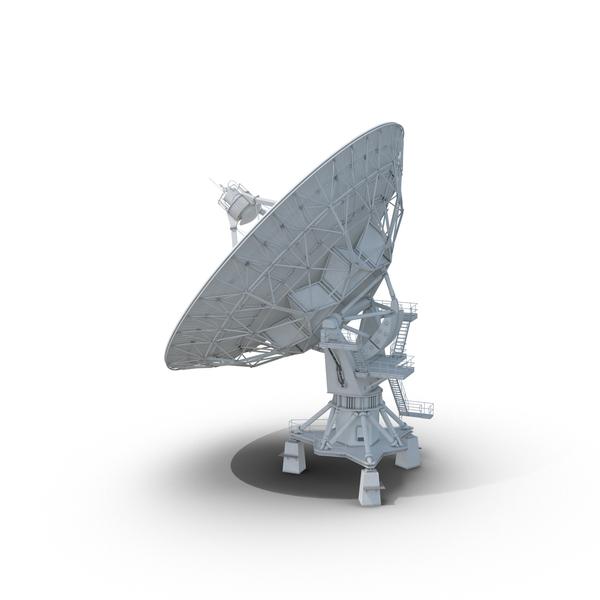 Radio Telescope Object