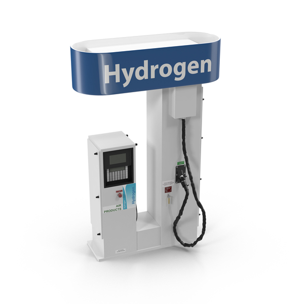 Hydrogen Station Object
