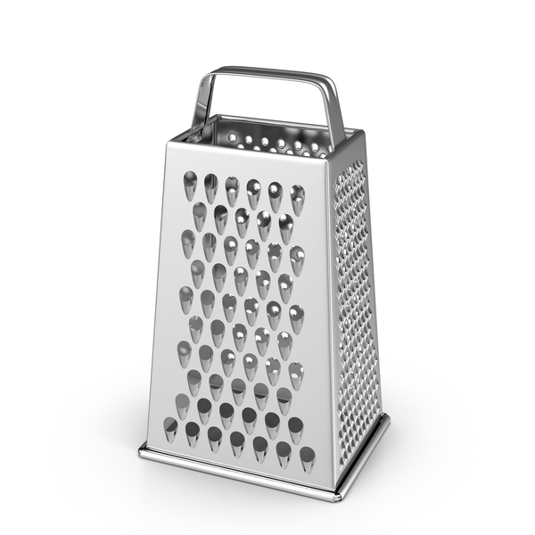Kitchen Grater Object