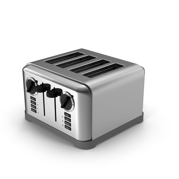 Four Slice Toaster Object