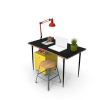 Desk Set Object