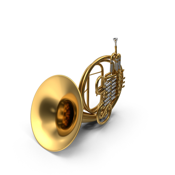 French Horn Object