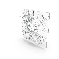 Shattered Plate Glass  Object