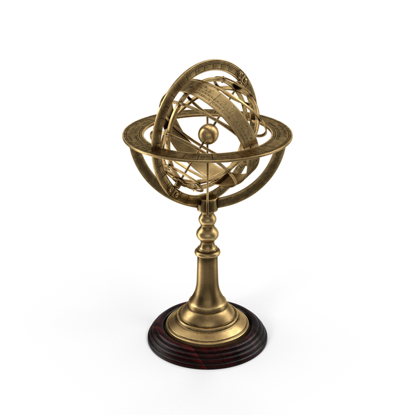 Armillary Sphere Object
