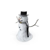 Snowman Object