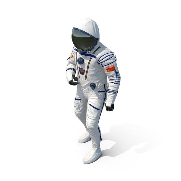 Russian Space Suit Sokol KV2  Object