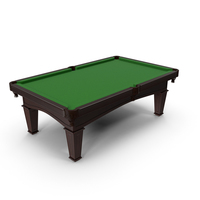 Pool Table Object