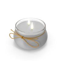 Jar Candle  Object