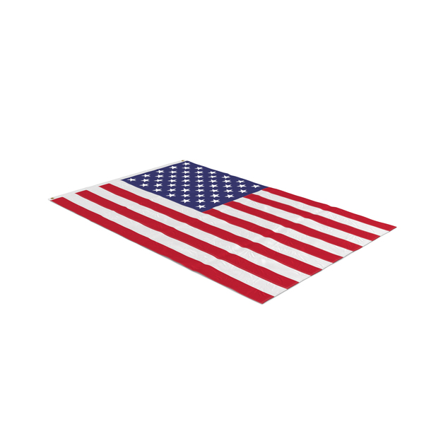 American Flag Object