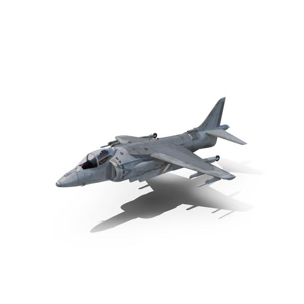 Harrier II Object