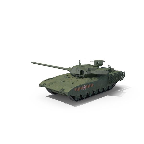 Russian Main Battle Tank T-14 Armata Object