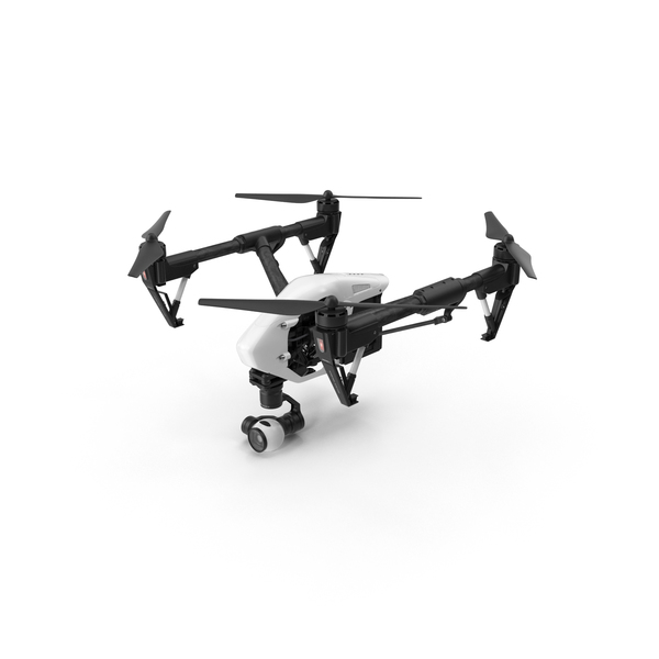 DJI Inspire 1 Quadcopter Object