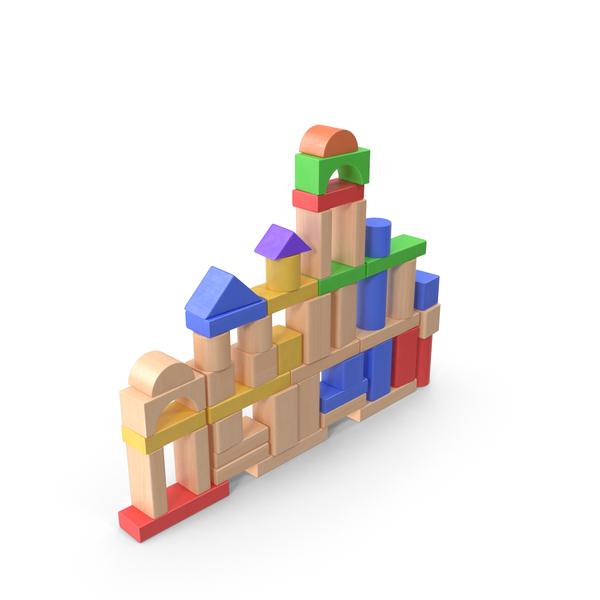 Baby Building Blocks Object
