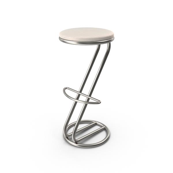 Designer Bar Stool Object