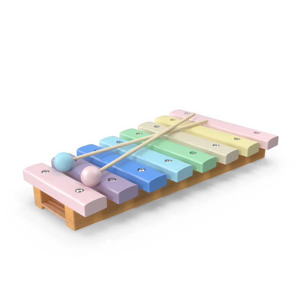 Baby Wooden Xylophone Object