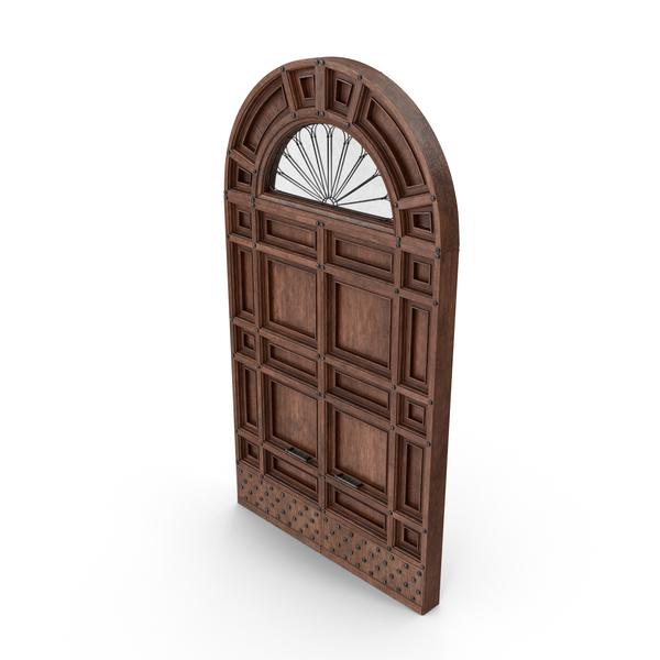 Greco-Roman Door Object