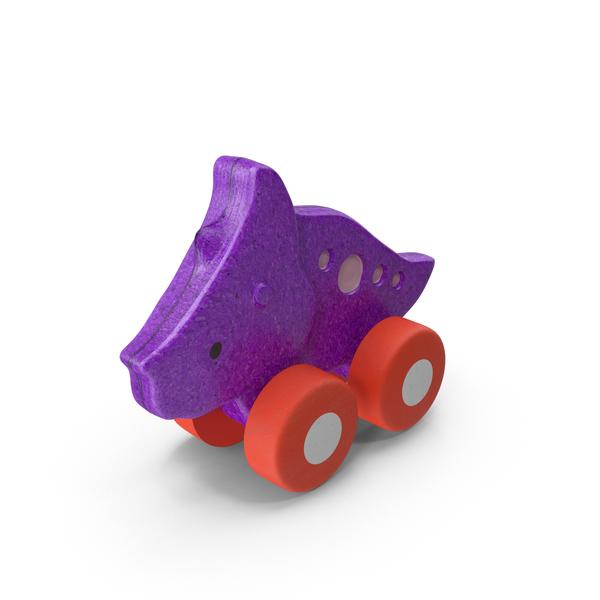 Baby Push Dino Object