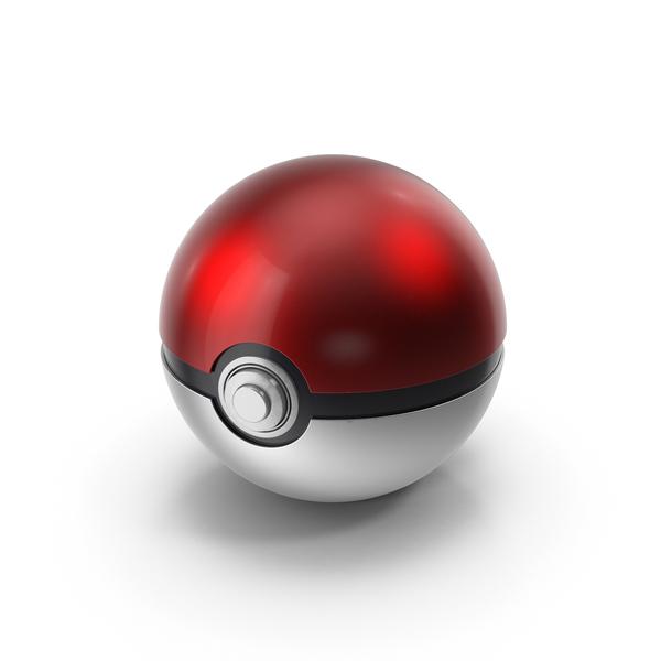 Pokeball Object