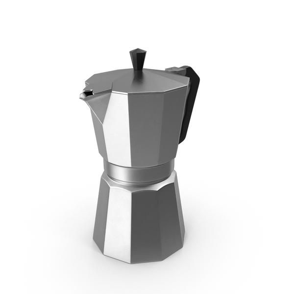 Espresso Maker Object