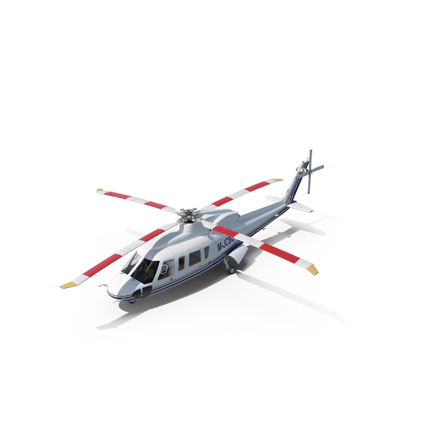 Sikorsky Helicopter Object