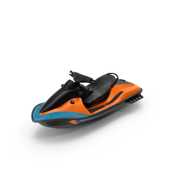 Jet Ski Sea-Doo Object