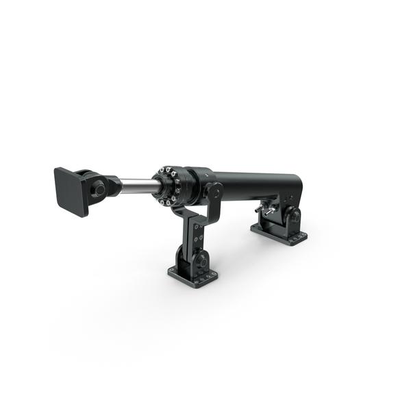 Anodized Hydraulics Object