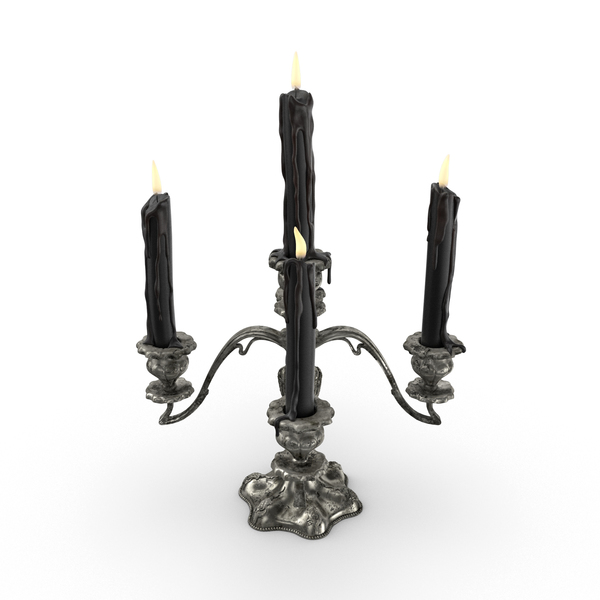 Creepy Candelabra Object