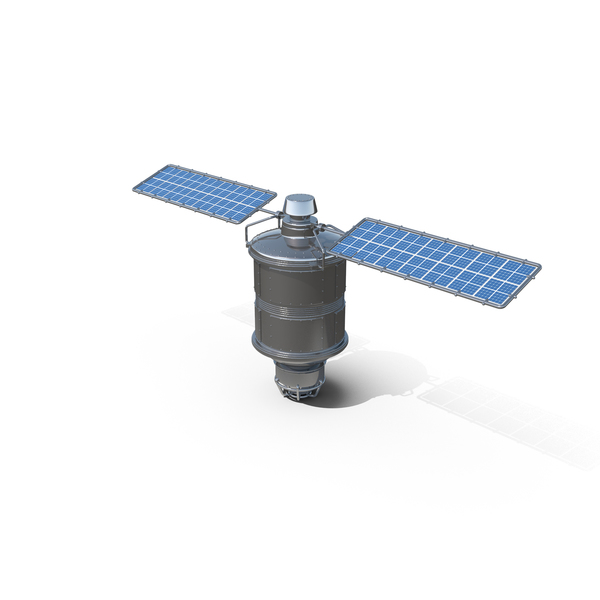 Iridium Satellite Object