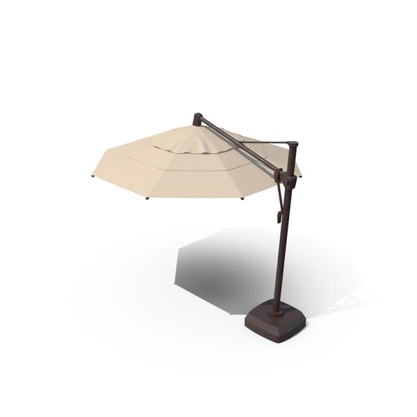 Sun Umbrella Object