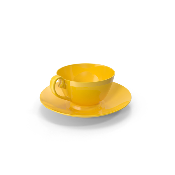 Tea Cup Object