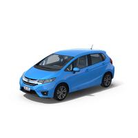 Honda Fit 2015 Object